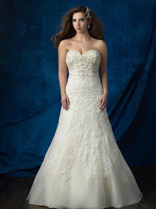 Allure Bridals w382