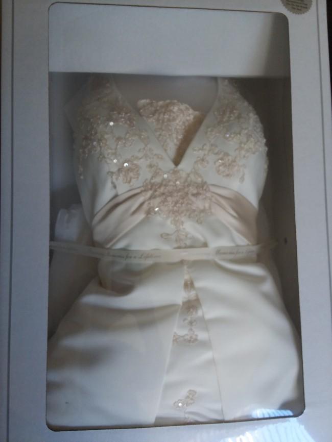 David's Bridal 9T9218