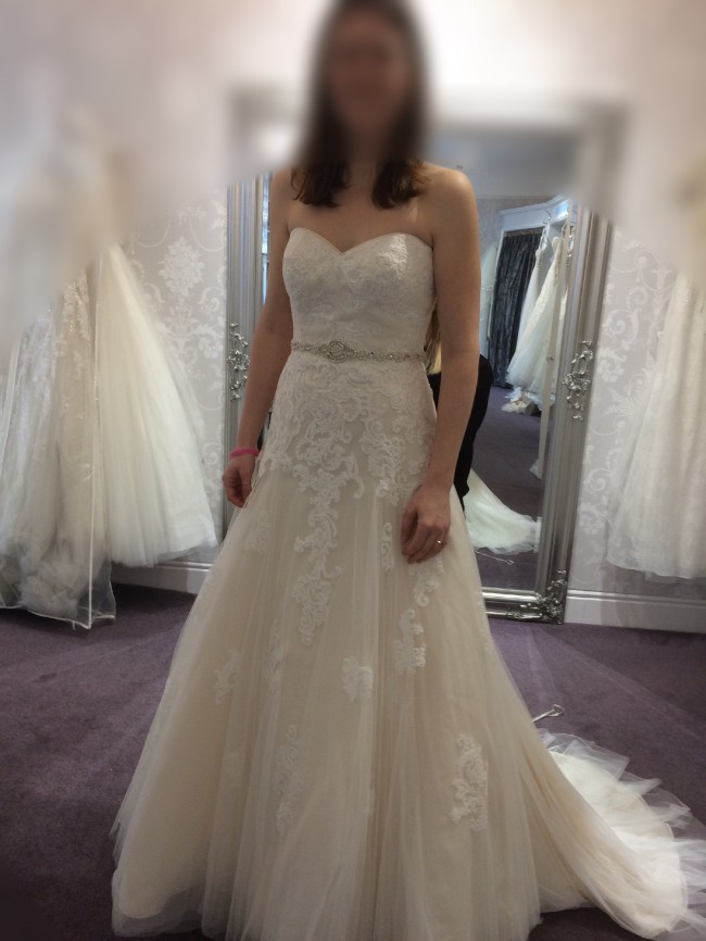 Maggie Sottero Lindsey