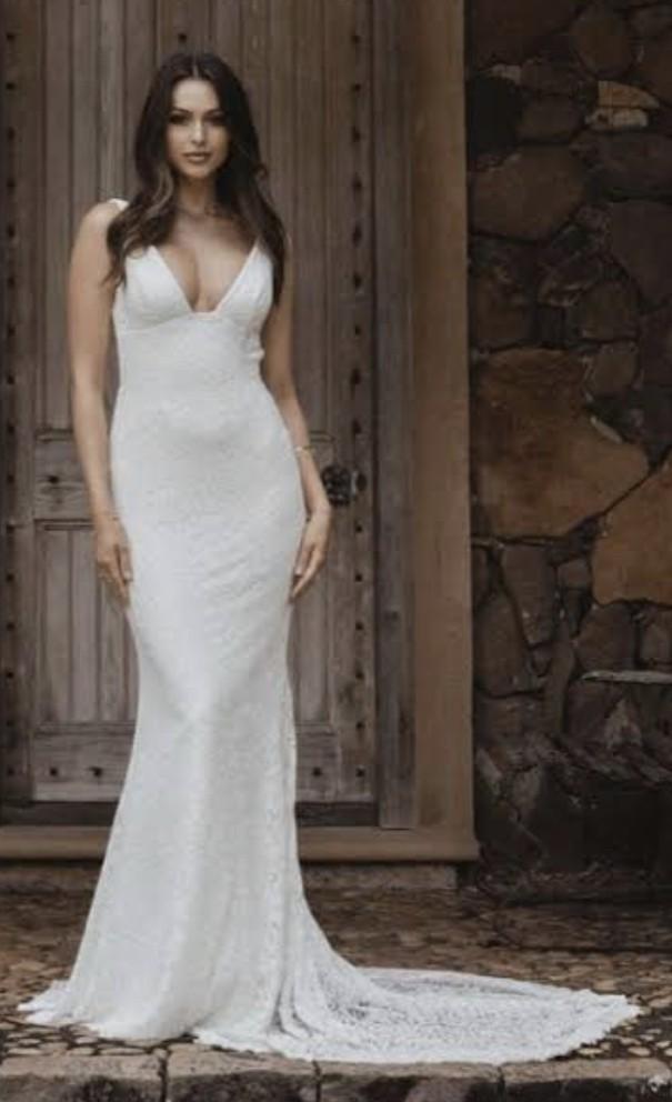 Karen Willis Holmes Adina Gown
