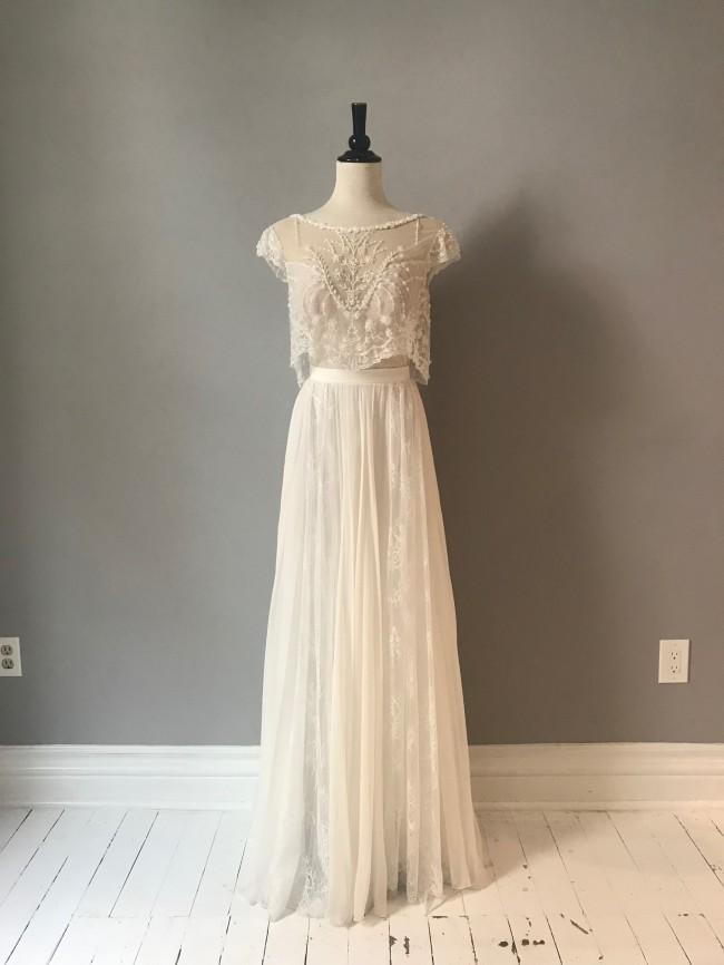 23b1c69fdd1 Lihi Hod Maple Tree Top and Skirt Sample Wedding Dress on Sale 68 ...