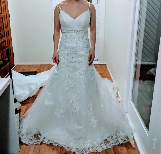 Cizzy Bridal, CZ2238-1X