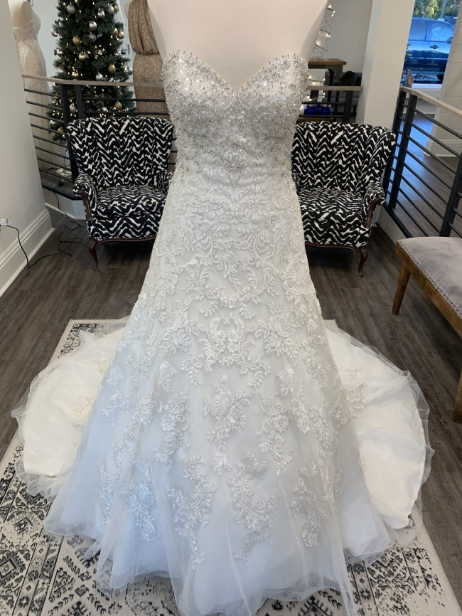 Allure Bridals 9420