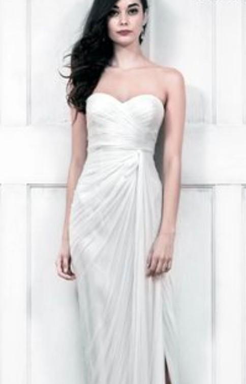 Catherine Deane, Leanne Long Dress Oyster