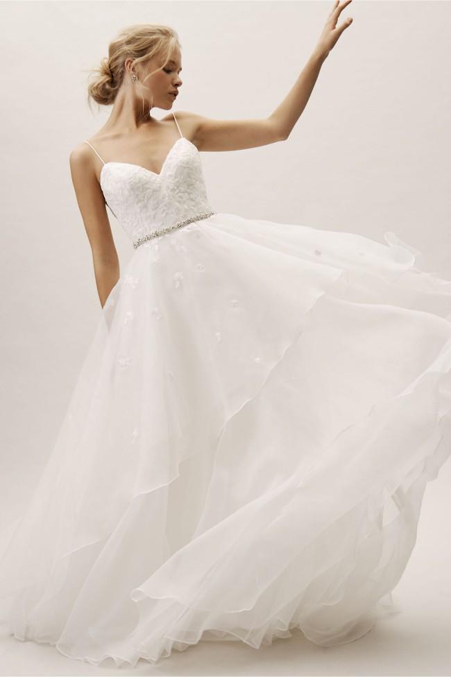 BHLDN, Jenny Yoo - Hepburn Gown