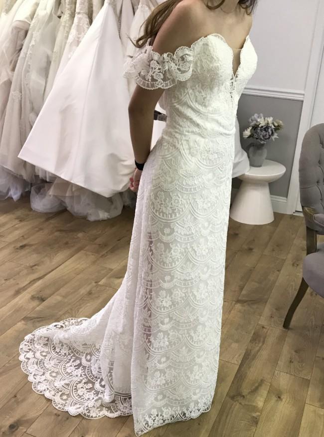 Sophia Tolli, Garnet Y21813