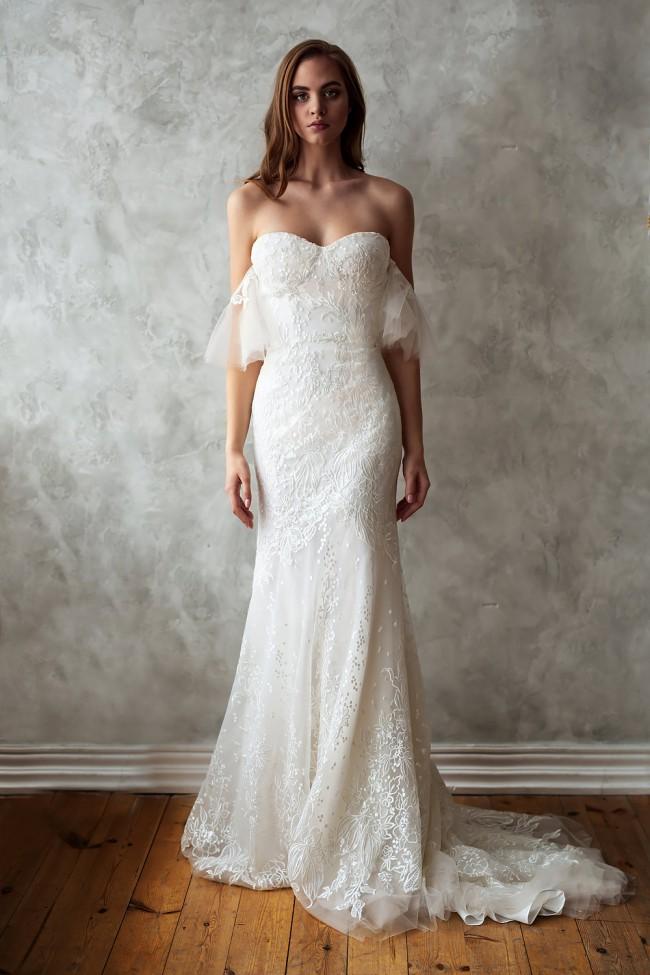 Love and Liberty Bridal Kendall