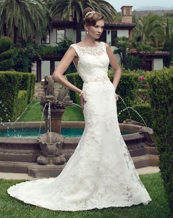 Casablanca Bridal Style 2146