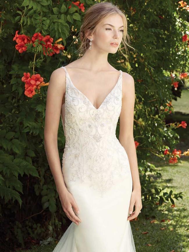 Casablanca Bridal Style 2280