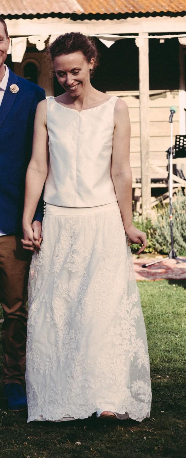 Laure de Sagazan Mirabeau Skirt and Sully Top