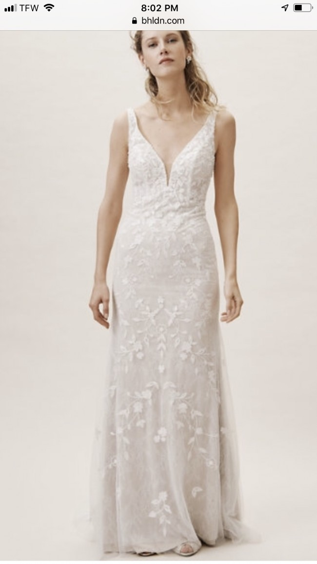 BHLDN Claremont Gown