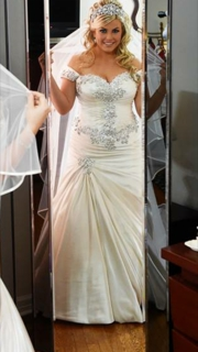 d015f7a20076 Pnina Tornai Second Hand Wedding Dress on Sale 56% Off - Stillwhite  Australia