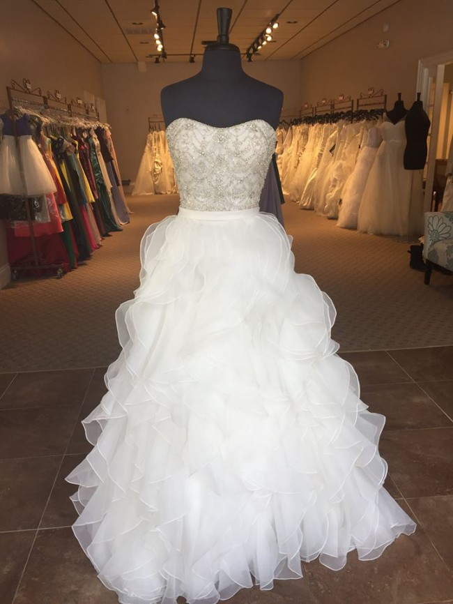 Allure Bridals 9110