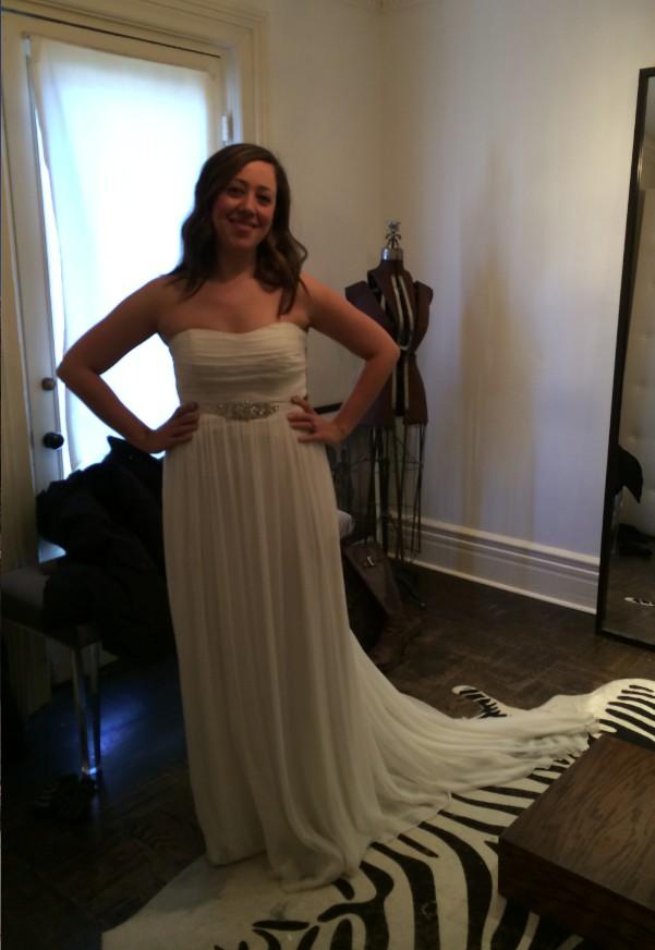 Jenny Yoo Rowan Gown