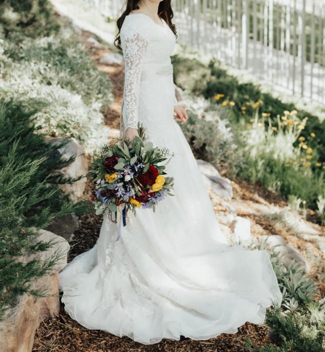 Allure Bridals M531