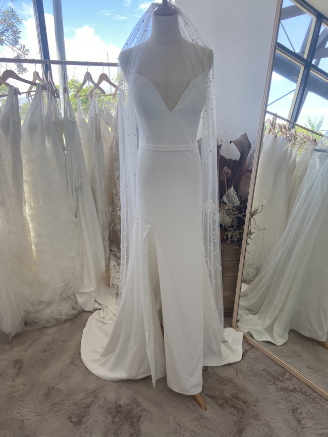 Oscar & Ivy Bridal Custom Made