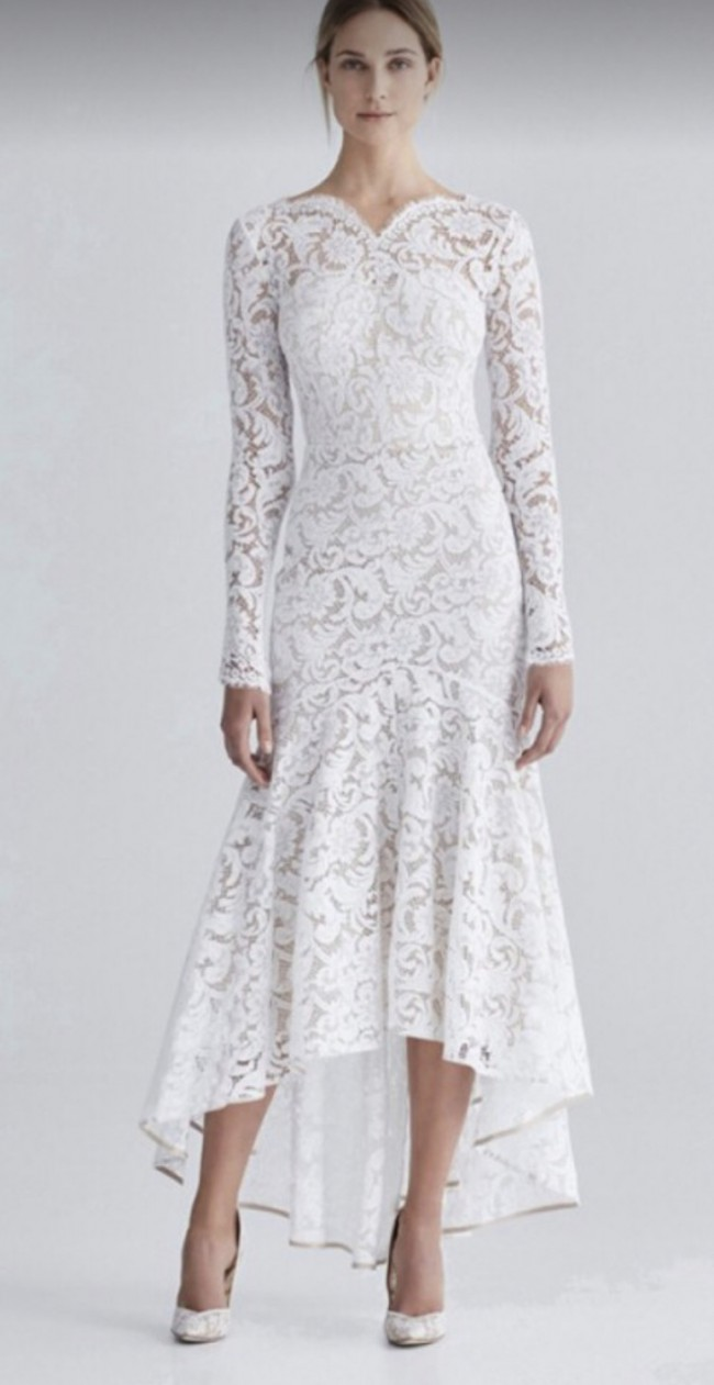 Lover The Label Clementine Dress White Magick