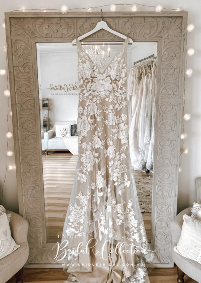 Unique Bridal Collection Kiki
