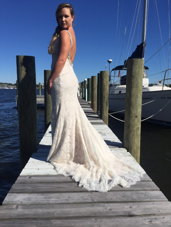 Allure Bridals Style number 9170