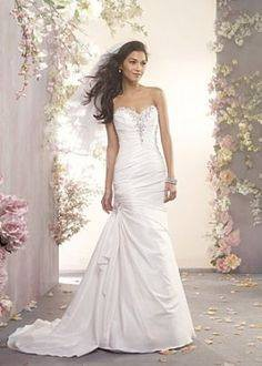 Alfred Angelo Ivory Fit N Flare Wedding Dress Style 2404 Wedding Dress On Sale 43 Off