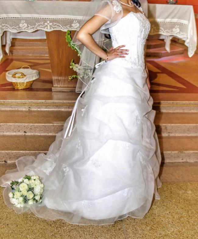 David's Bridal, V9263