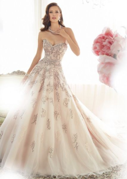 49e6cb3fdaacc Sophia Tolli Starling Preowned Wedding Dress on Sale 69% Off - Stillwhite  Australia