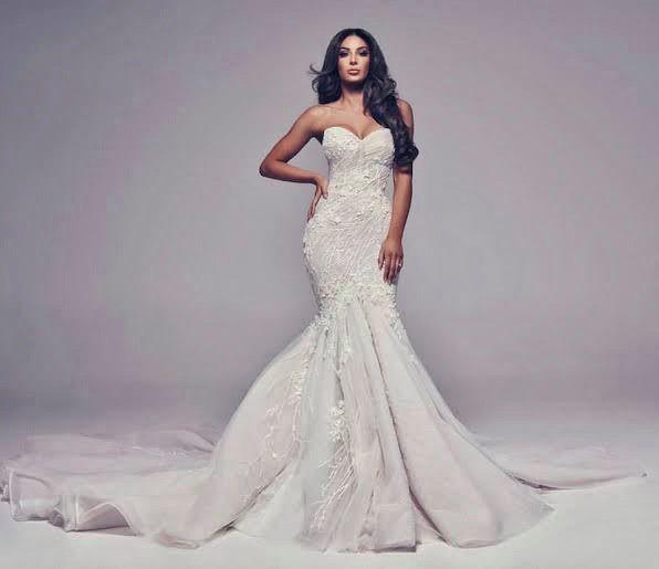 Pallas Couture Vignette gown