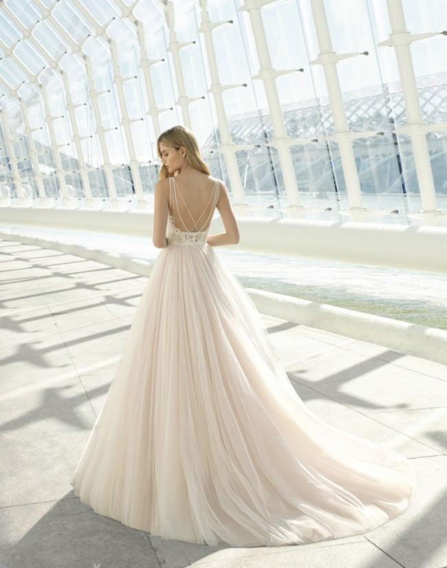 Rosa Clara Domit Gown