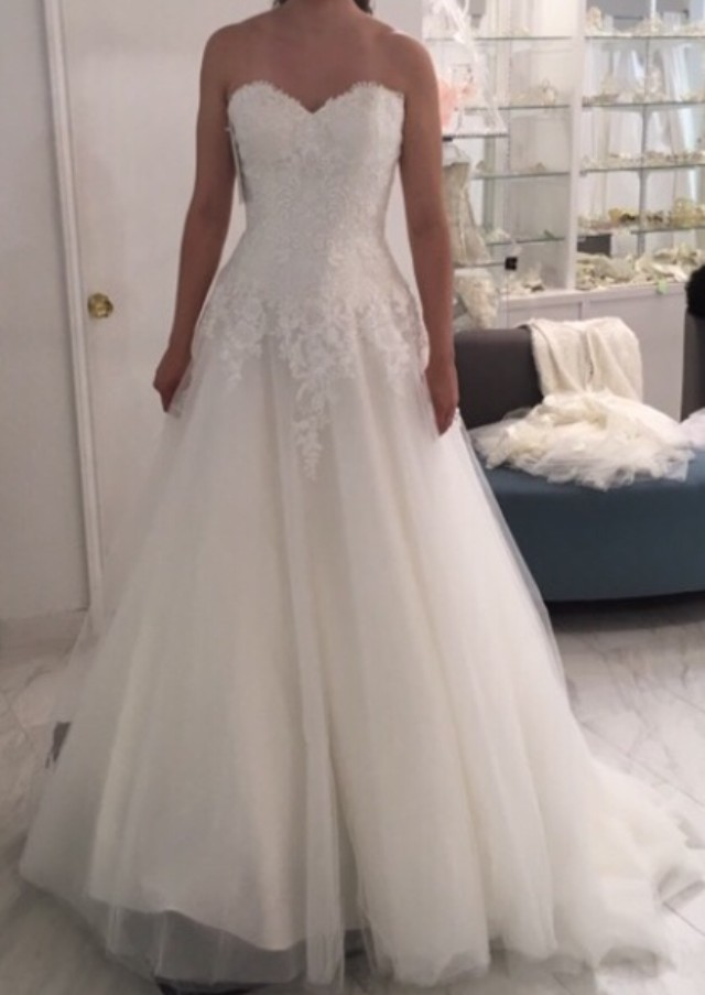 Sincerity Bridal, 4019