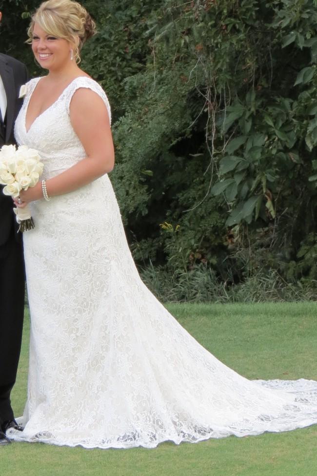 David's Bridal T9612