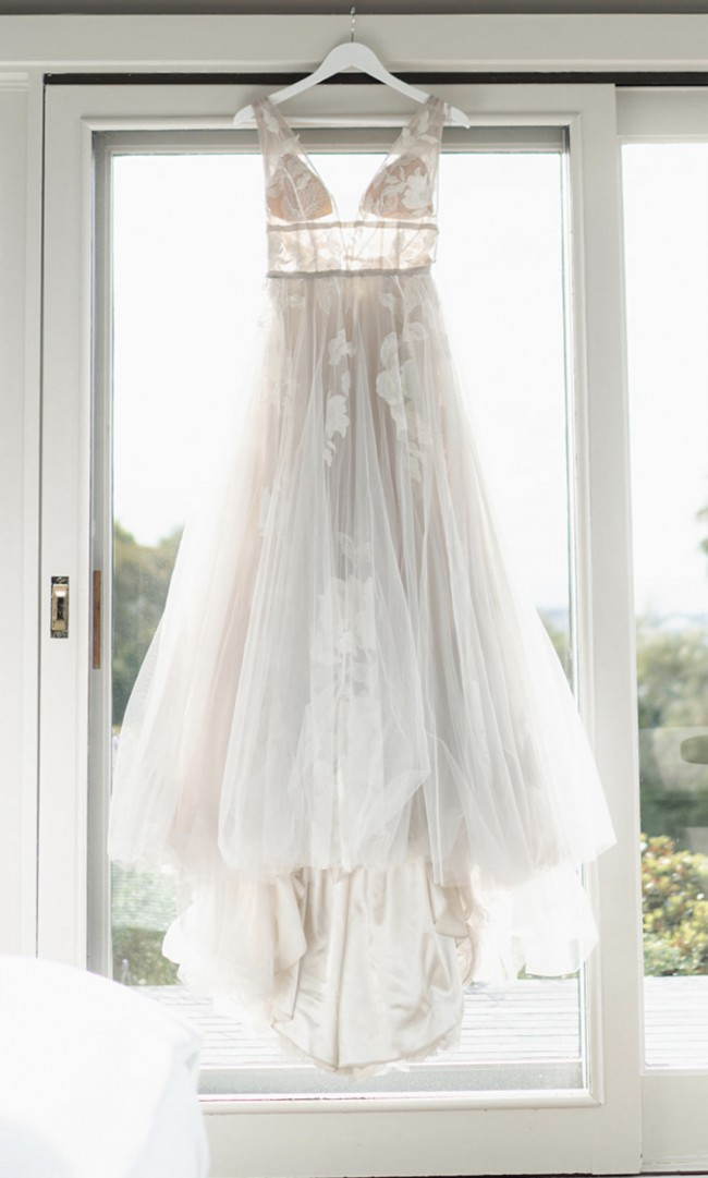 Willowby Galatea gown