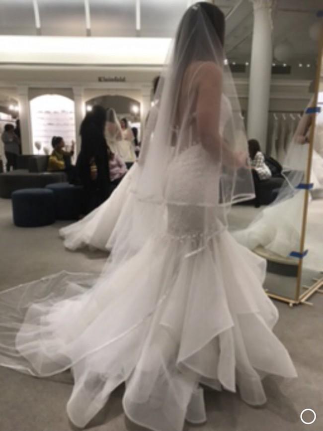 Pnina Tornai Mermaid Love Dress