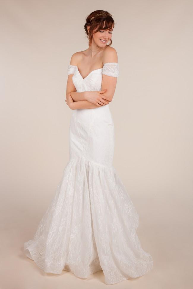 4721bf433cb4 Truly Zac Posen ZP341554 Sample Wedding Dress on Sale 32% Off ...