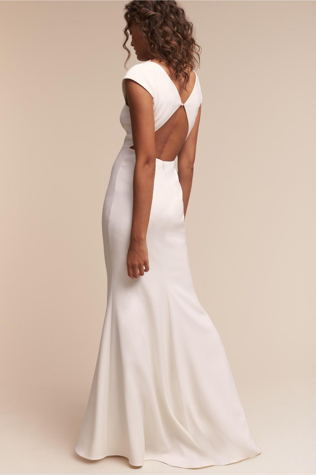 Badgley Mischka, BHLDN Sawyer Gown