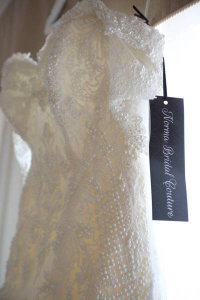 Norma And Lili Bridal Couture Mermaid