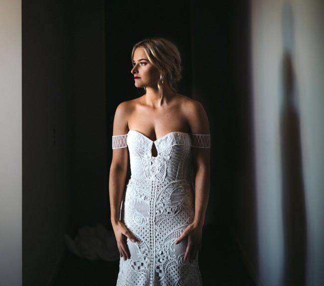 Georgia Young Couture Custom Made