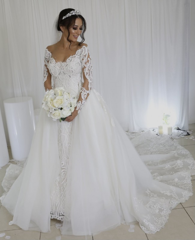 Norma And Lili Bridal Couture Custom Made