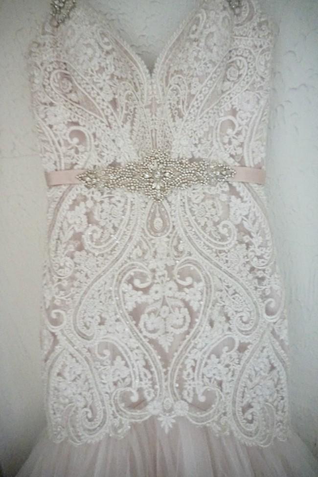 Allure Bridals Original Design, One of a Kind Gown