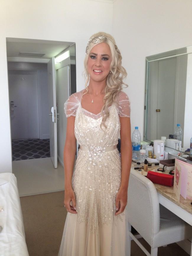 Jenny Packham Willow Used Wedding Dress On Sale 71 Off Stillwhite