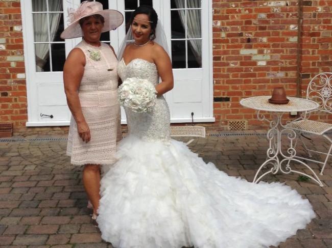 Allure Bridals, 9355