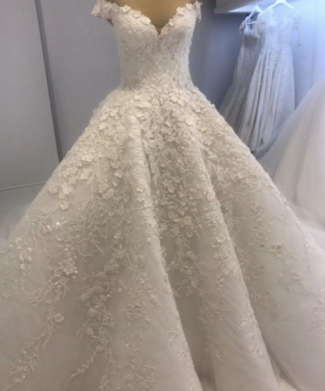 Michael Cinco, Ball Gown