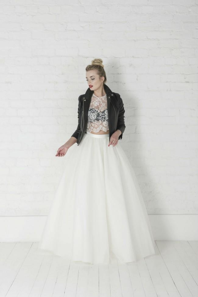 Charlotte Balbier Piper skirt