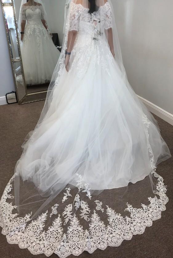 Randy Fenoli Serena Wedding Dress Style Number 3418