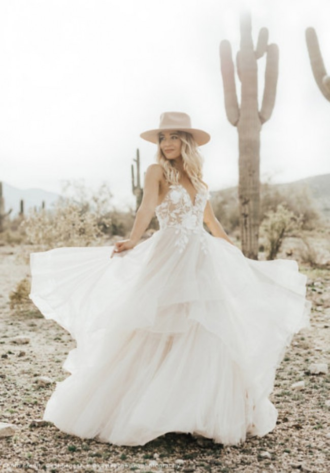 BHLDN, Wtoo by Watters Valera Gown
