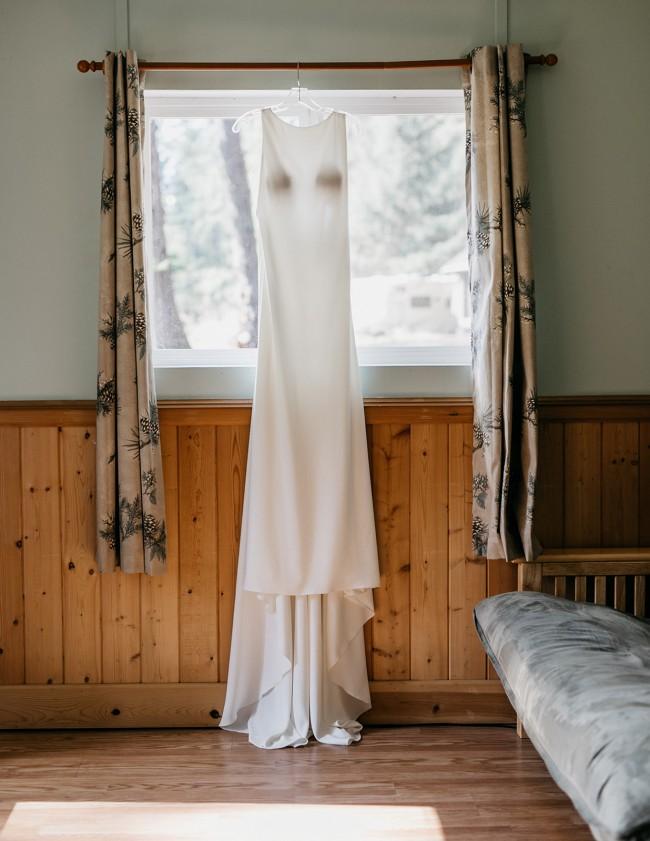 BHLDN Hyde Gown