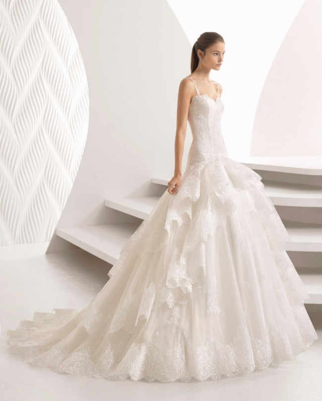 Destiny Bridal Collection, Ball Gown