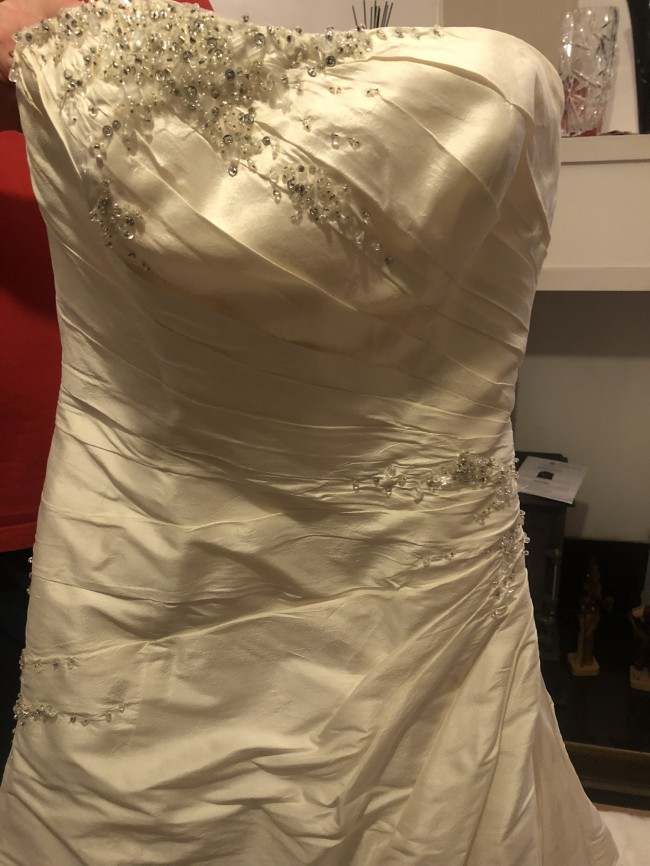 Blue Bridalwear, A-Line