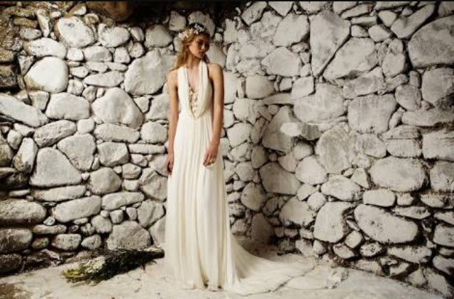 Bo & Luca Del Rey Gown