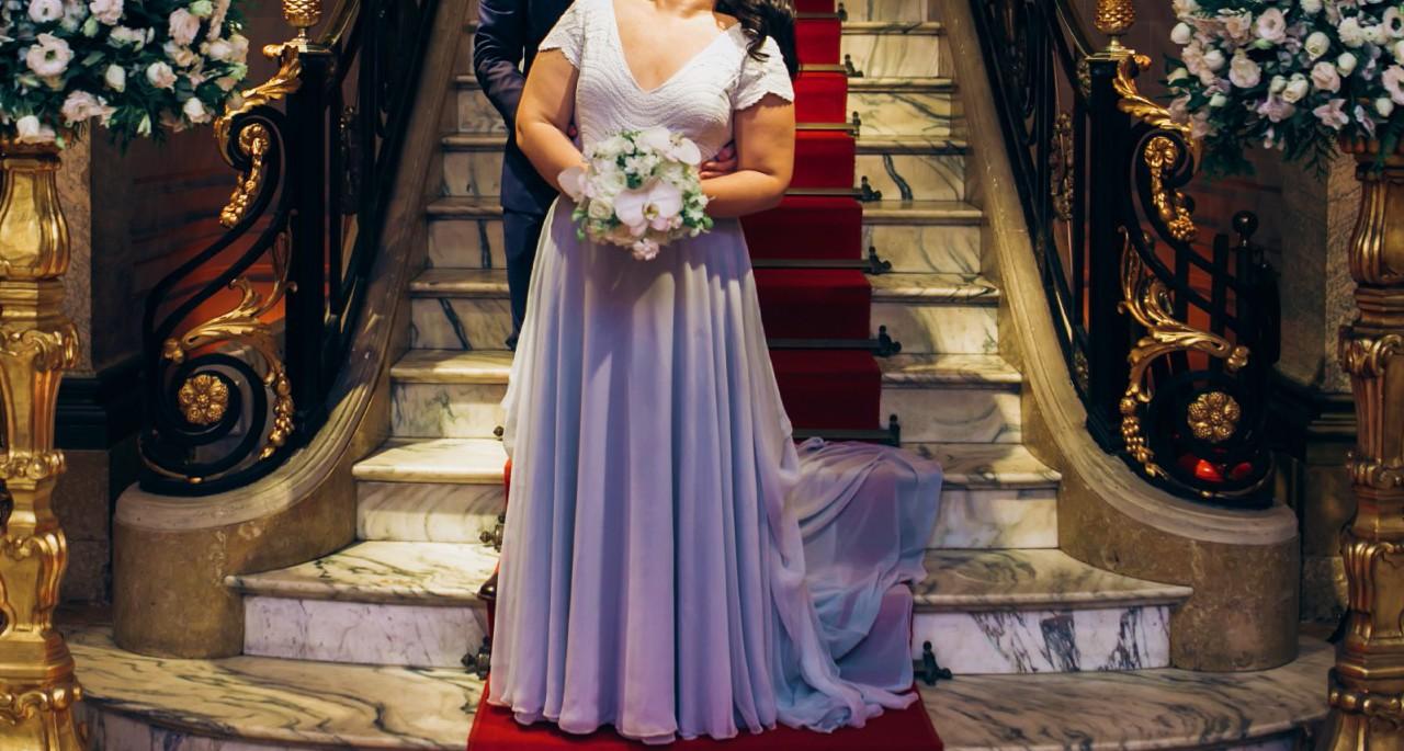 Simple Wedding Dresses Nz: Wardrobe By Dulcinea Used Wedding Dress On Sale 60% Off