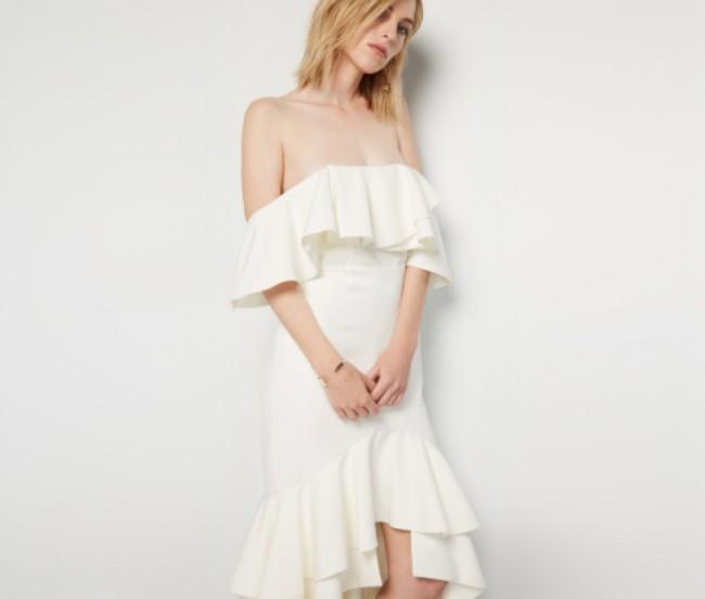f5784cf885b Fame And Partners Sasha Wedding Dress On Sale - 50% Off